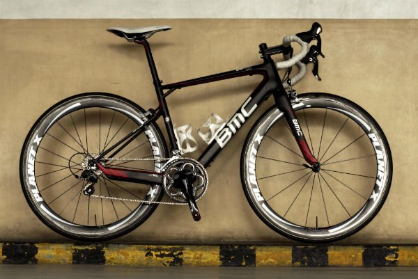 GF01 waiting to be ridden on Bataan Tri recon