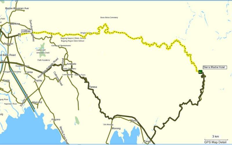Classic Rides Sierra Madre Multisport Philippines