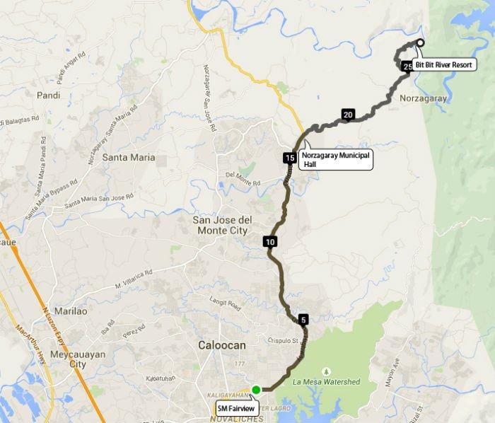 ms_biking_hilltopbulacan_route map