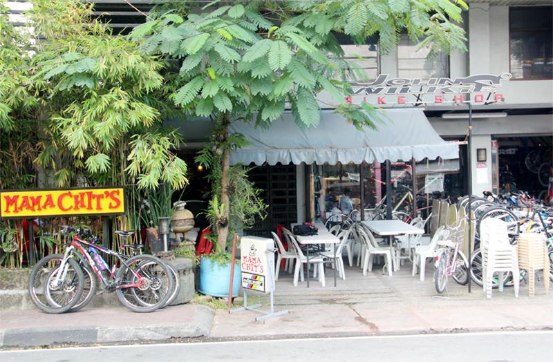 At John Wilkie Bike Shop in Marikina, you can even score hard-to-find bike parts