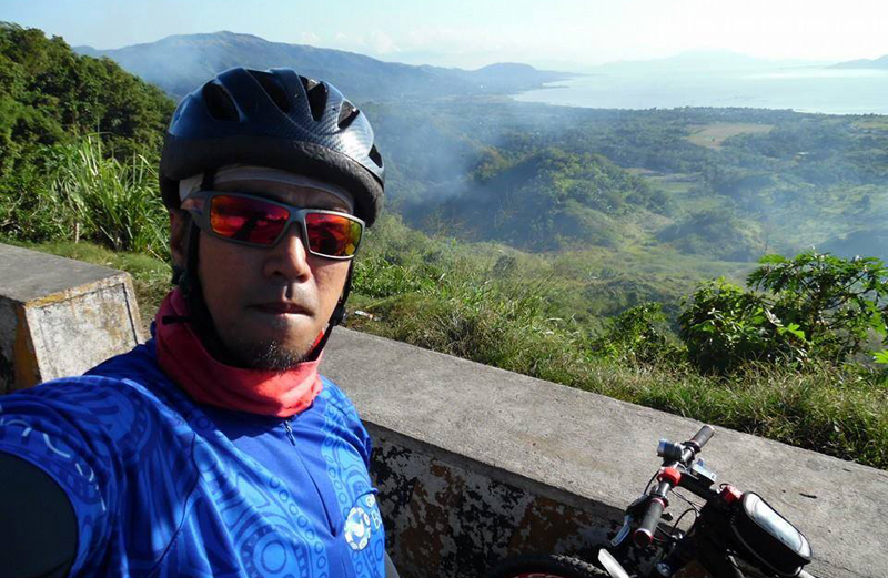The 5.5-kilometer road climb in the Mabitac-Bugarin is punishing as hell but with a worthy reward