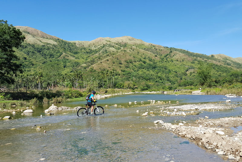 Tanay is becoming popular with outdoor and bike enthusiasts because of its proximity to Manila