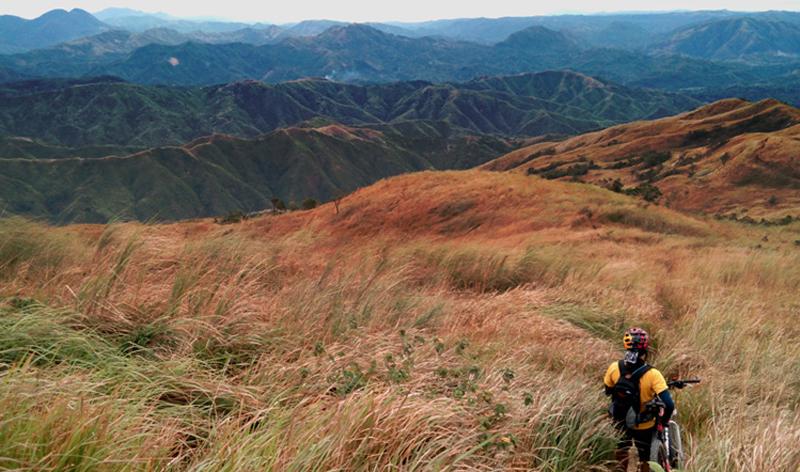 Need a quick mountain bike fix? Go to Mt. Balagbag