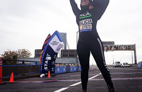 Can You Run Better than These Celebrity Marathoners?