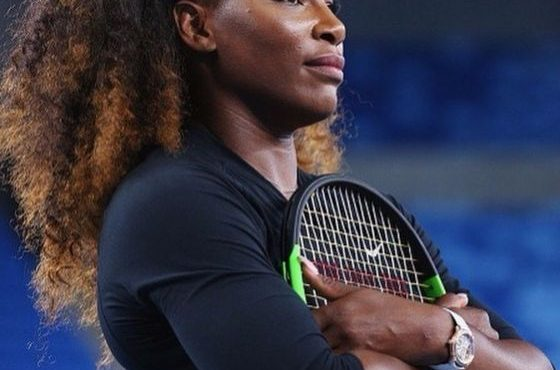 Serena Williams Responds to McEnroe's '700' Comment Like a Boss