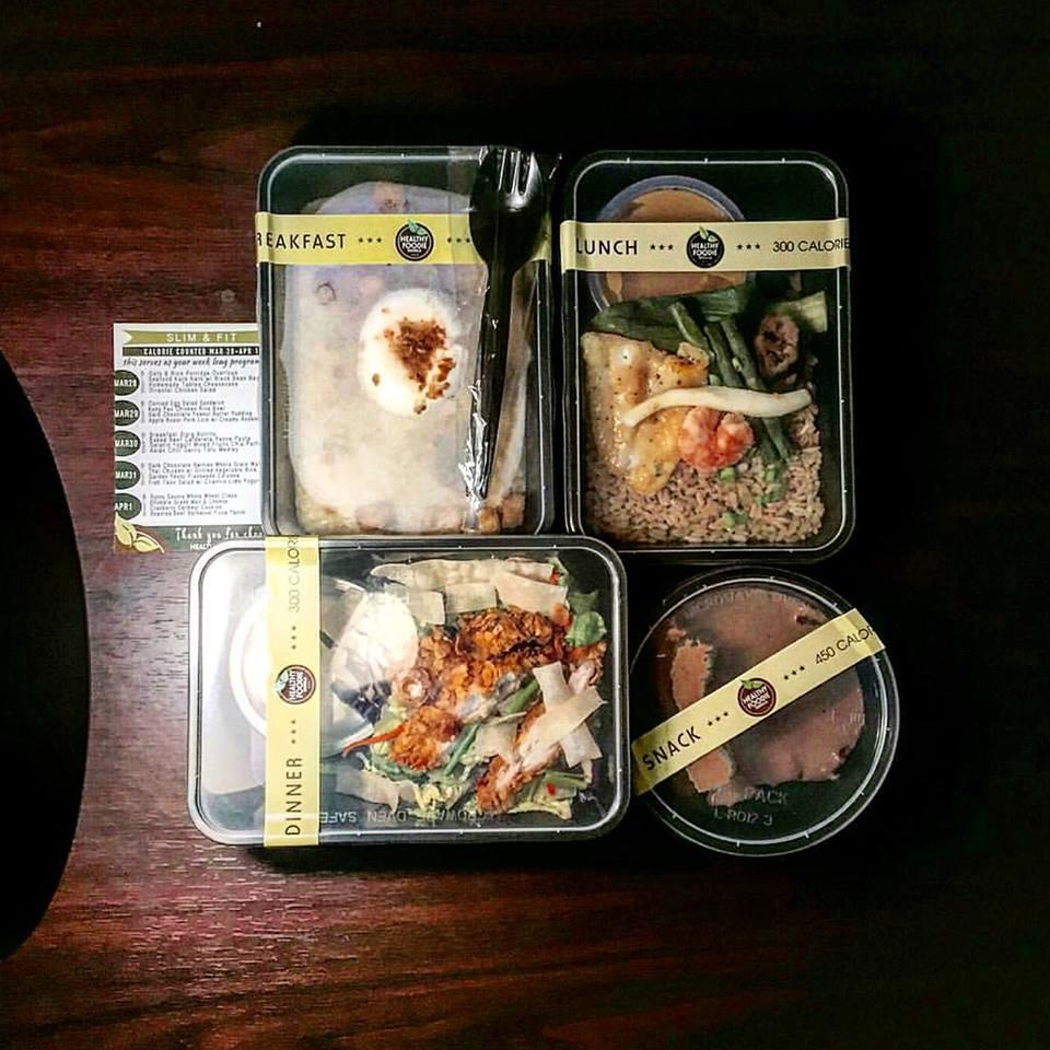 Meal Plan Providers Healthy Foodie Manila