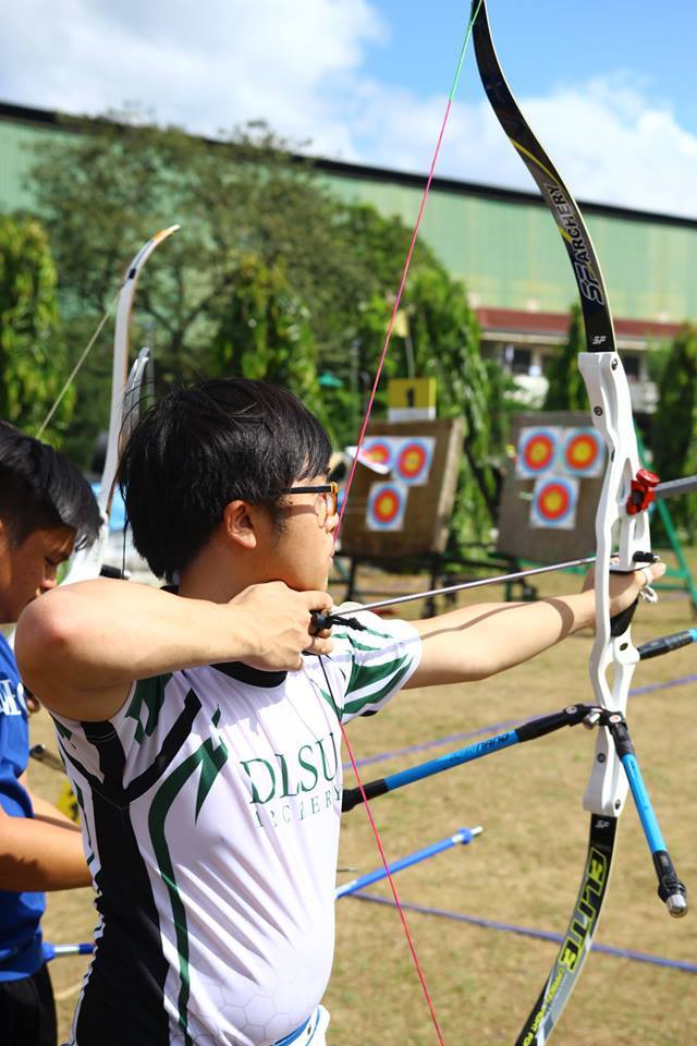 archery myles cheang