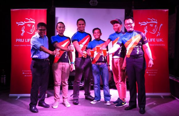 London-bound Riders Rally for More Bike-Friendly, Cycling-focused Manila