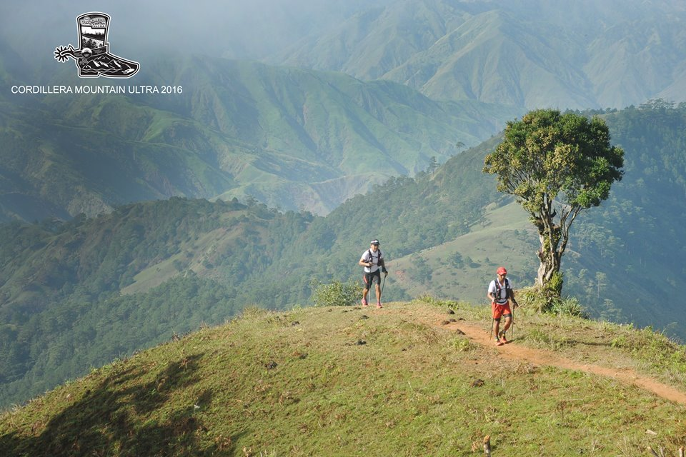 The International Trail Run of the Cordillera Mountain Ultra is also held at Mt. Ugo