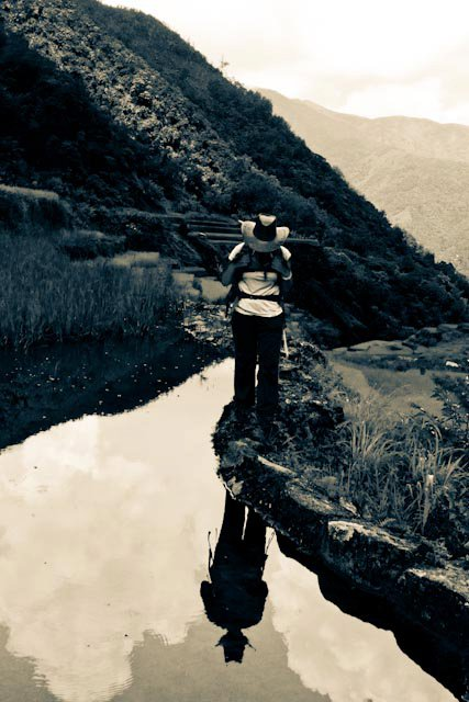 Trekking Batad is also culturally rewarding given that you'll be passing through old villages