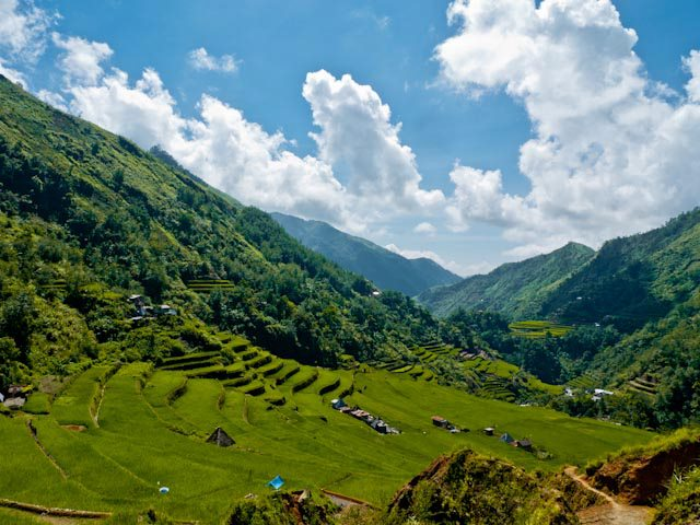 How about a trek through 100-year-old rice terraces? Head to Batad