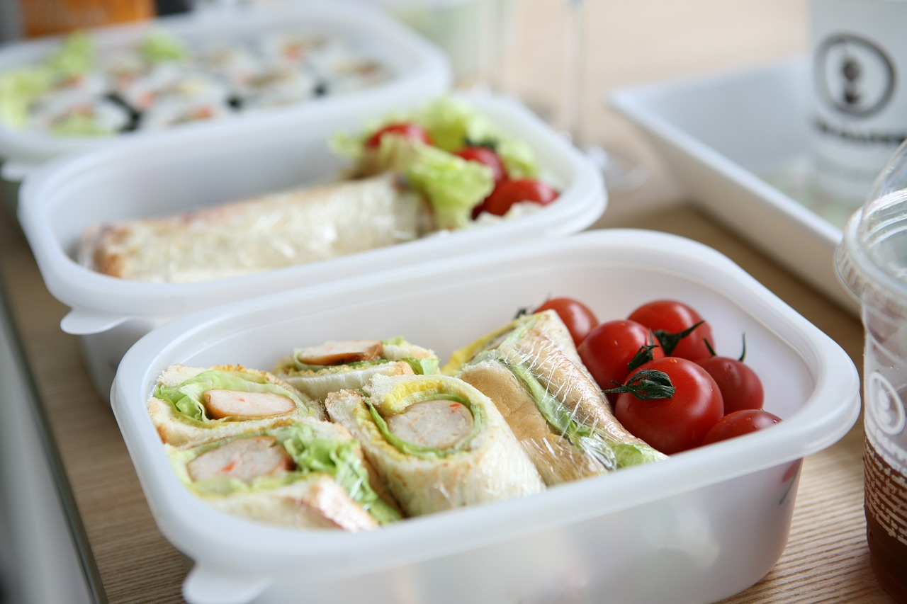 For meal prepping beginners, start off with a few days first