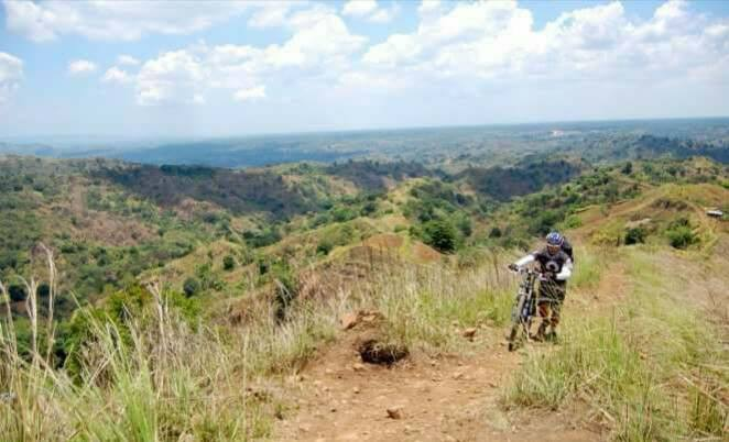 Bikepacking to Batulao can take approximately six hours