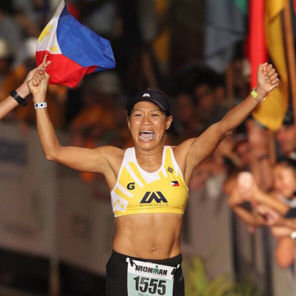Racing multiple Ironman events, coach Ani de Leon-Brown admits that it doesn't get easier