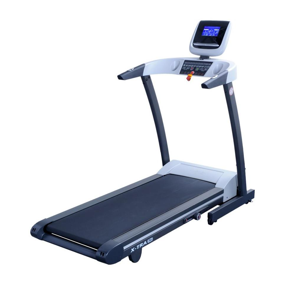 Runners looking for a treadmill that's jam-packed with features should consider the JK Exer X-Tra 875