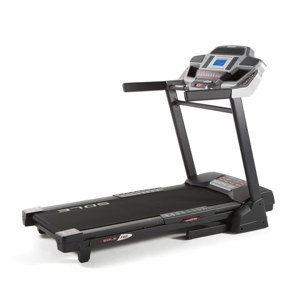 For distance runners worried about the amount of stress on their joints, choose the Sole F60 Treadmill