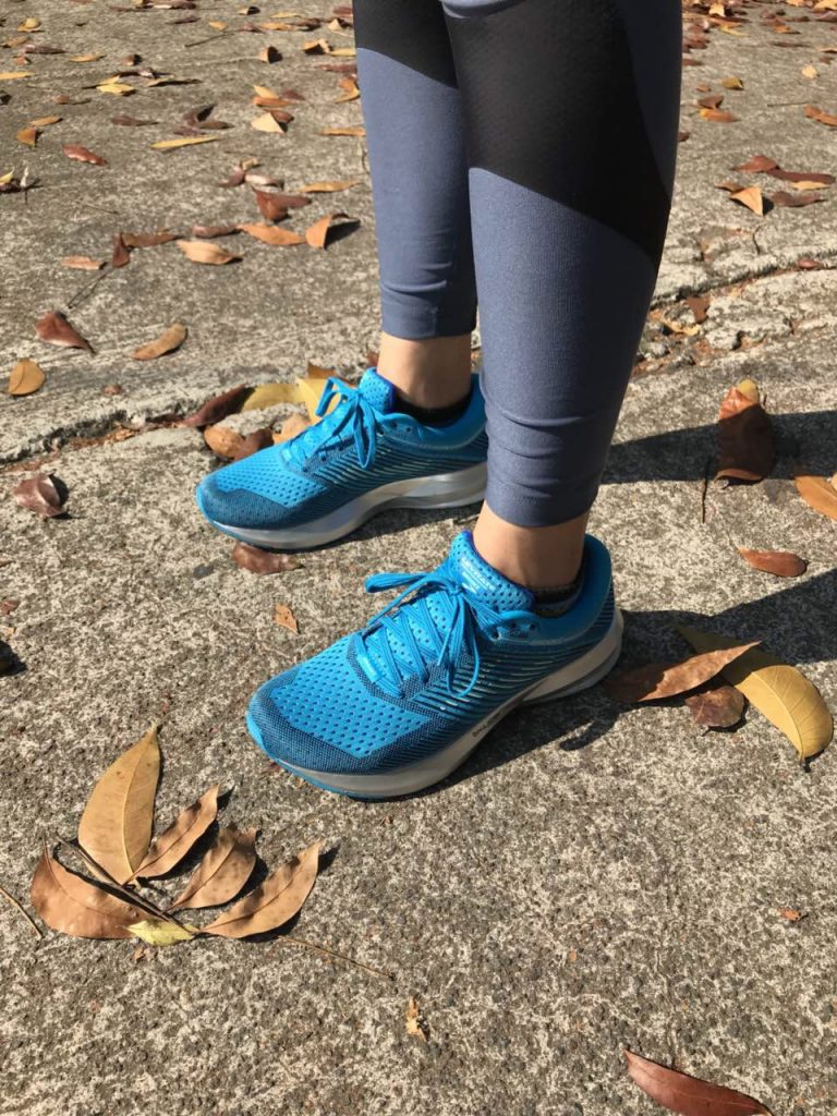 Because of the weight, the Brooks Levitate may not be the best option for longer distances
