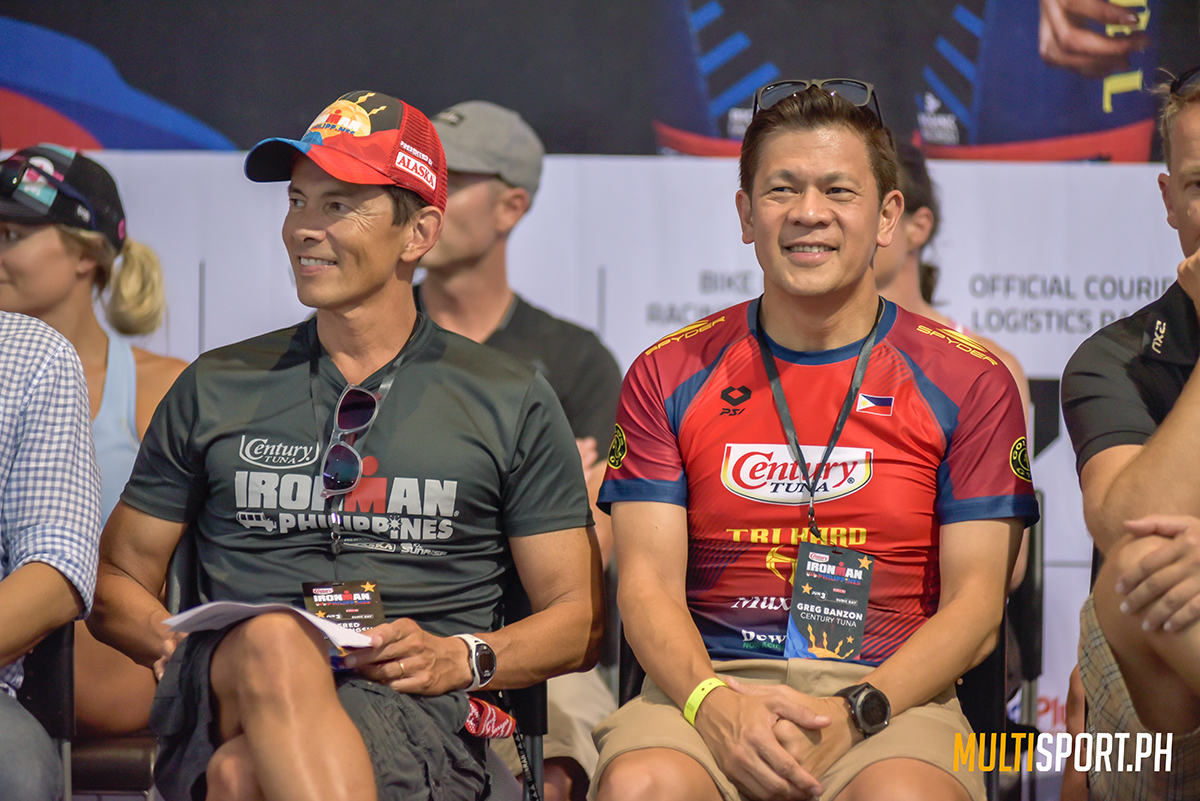 Gallery: 2018 Century Tuna Ironman Philippines Meet the Pros