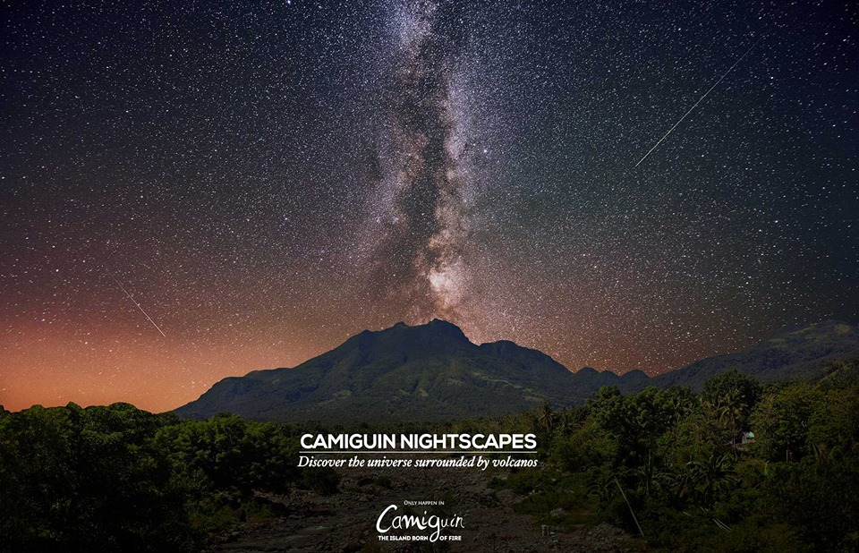 Camiguin Nightscapes also serves as an eco-educational project for the students of Camiguin