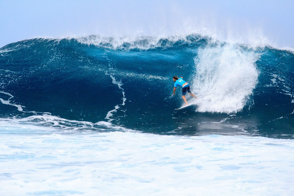 Surfing can obviously be a dangerous sport without proper guidance from professionals