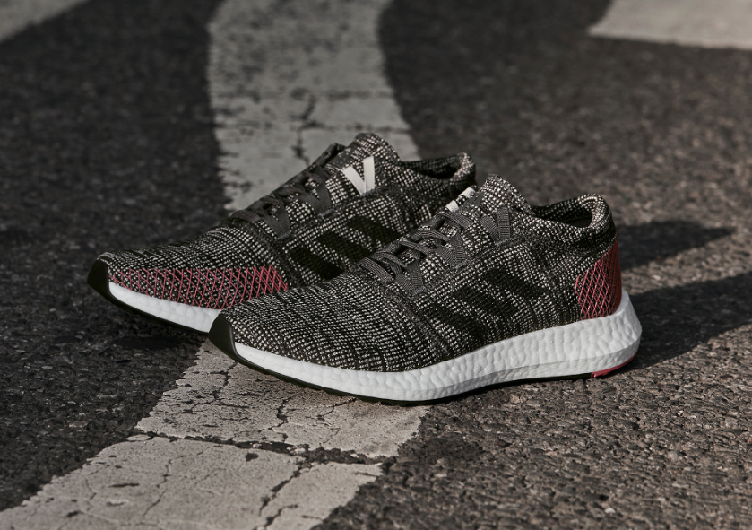 The PureBoost Go features a new expanded landing zone for increased stability during multi-directional movements