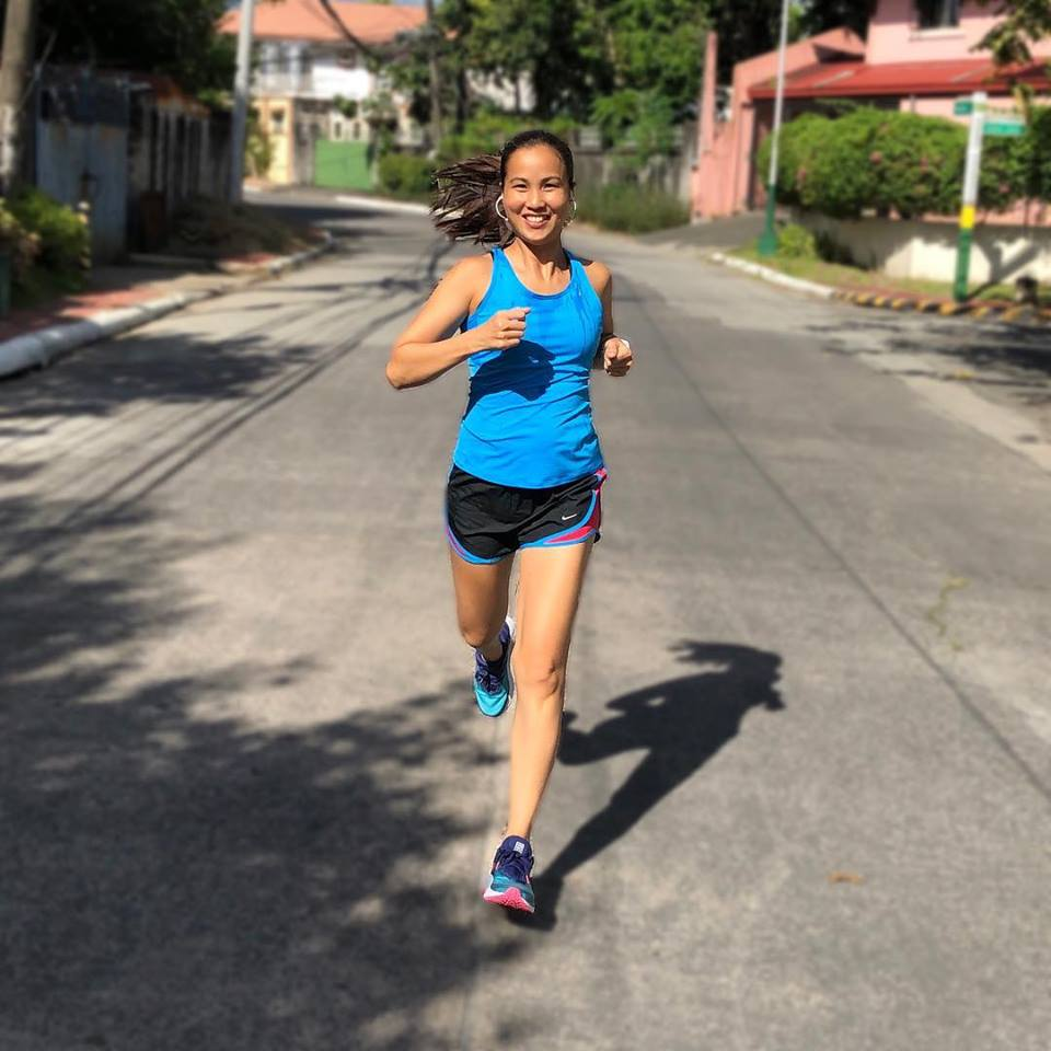 The Bullrunner Dream Marathon has been Jaymie Pizarro's main vehicle to get people on the path to wellness