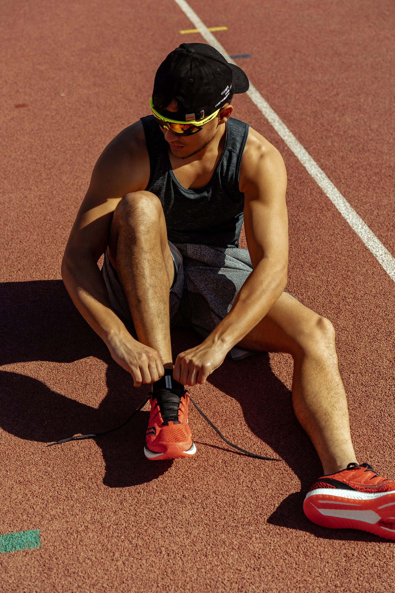 Triathlon made Matteo Guidicelli realize the one constant in his life: fitness