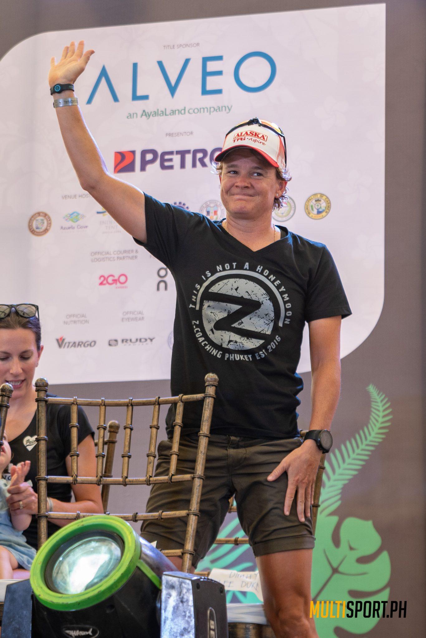 Gallery: 2019 Alveo Ironman 70.3 Davao meet the pros and IronKids swim-run