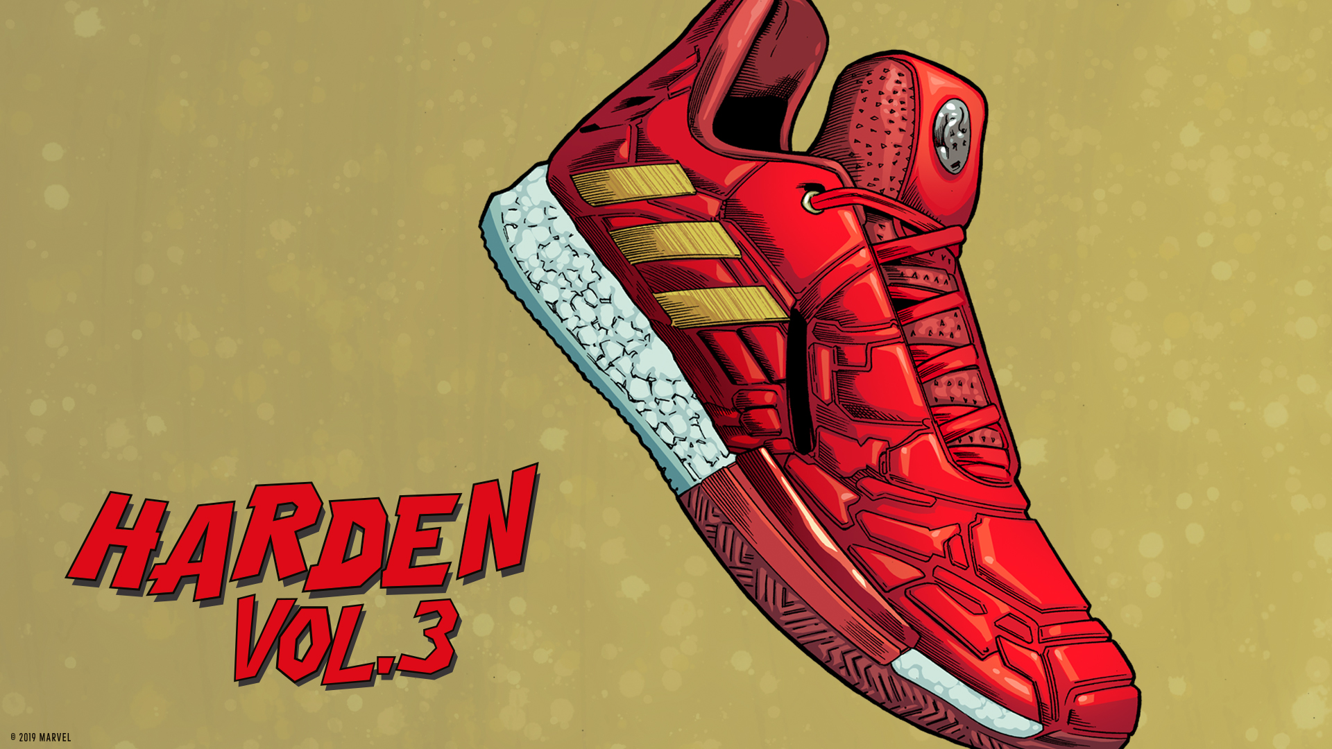 "Gallery: Adidas drops Marvel ""Heroes Among Us"" collaboration"