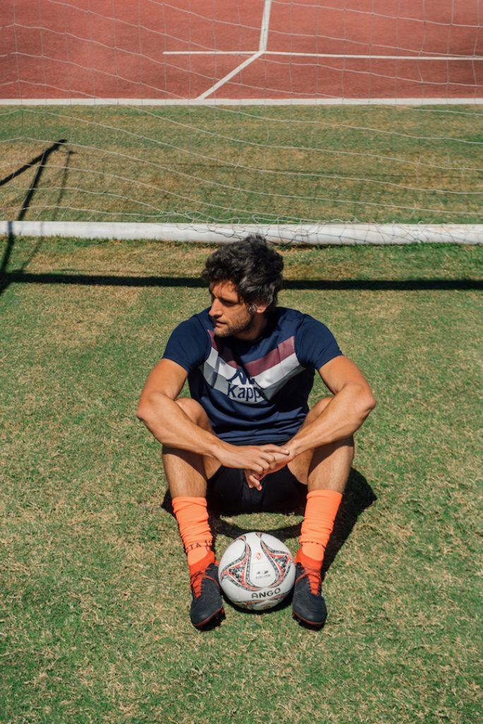 Even celebrity footballer Nico Bolzico was impressed by Vermosa Sports Hub's football field