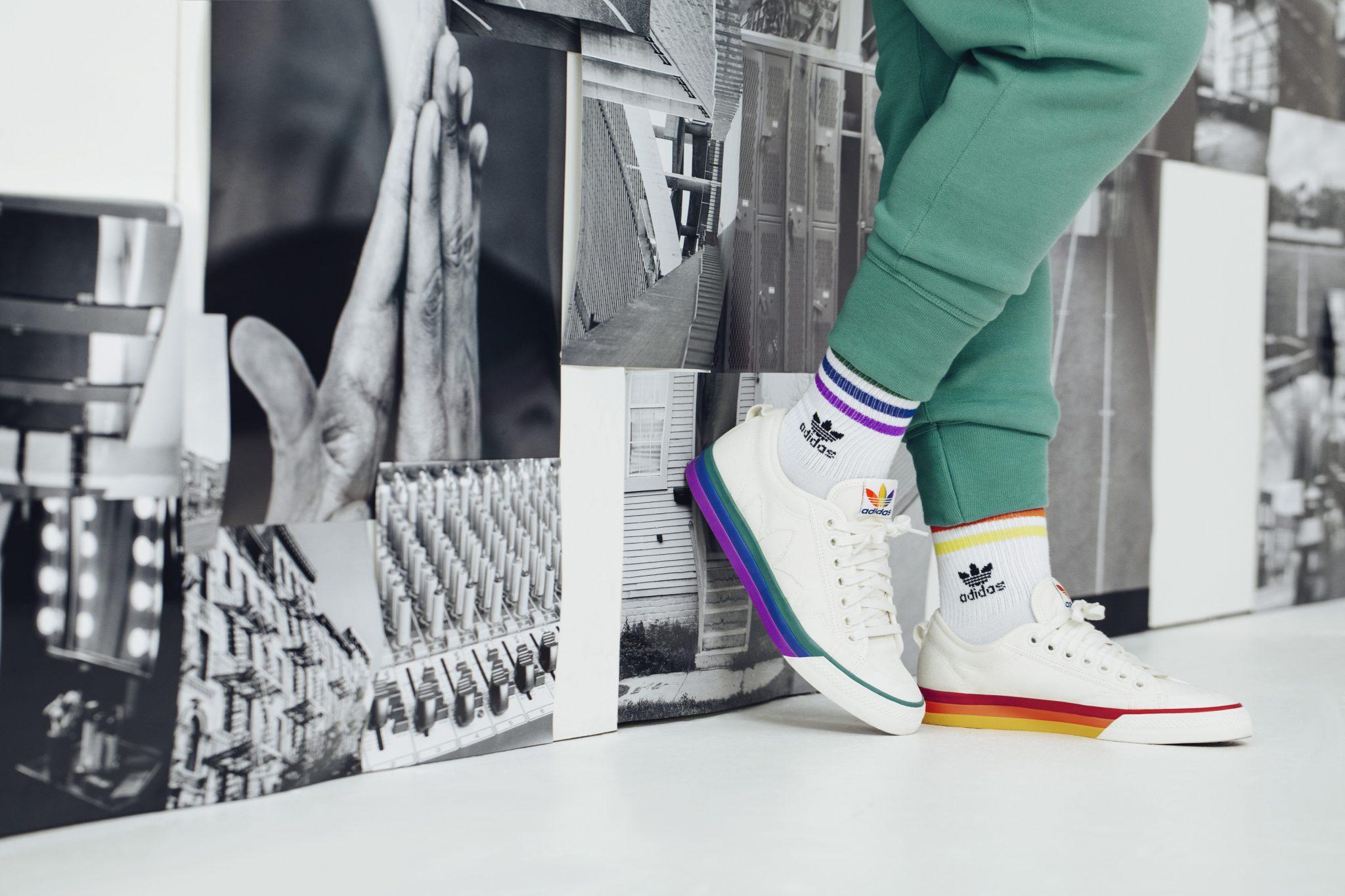 Adidas Nizza Pride
