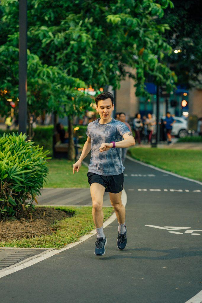 My fitness watch journey