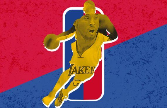 Kobe Bryant NBA logo