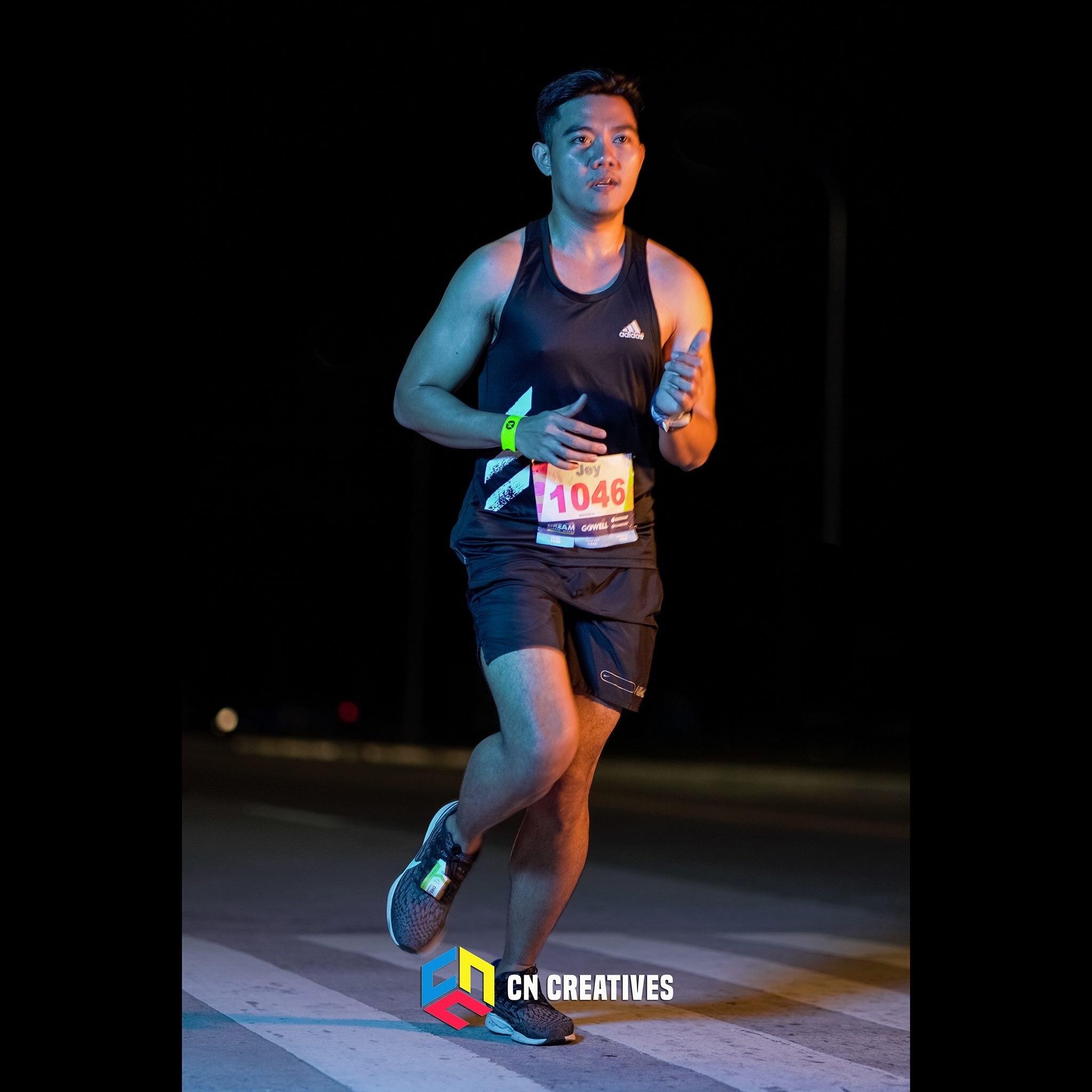jey yayong bull runner dream marathon