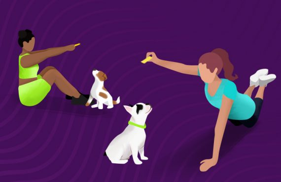 Your next workout buddy could be your dog