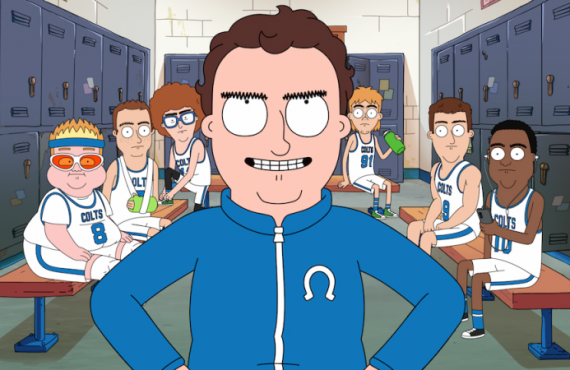Netflix' latest sports animated series will make you think about…