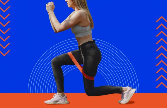 Tired of weights? Try these effective glute exercises using only…