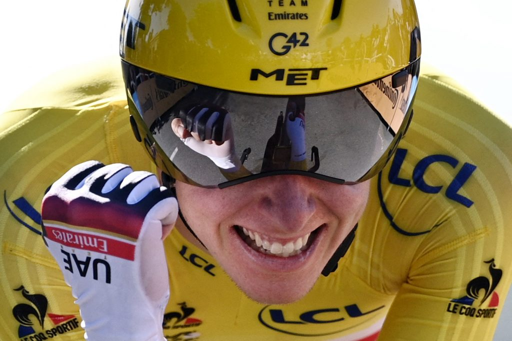 """Tadej Pogacar may have gotten the best compliment after legendary cyclist called him the new """"Cannibal"""""""