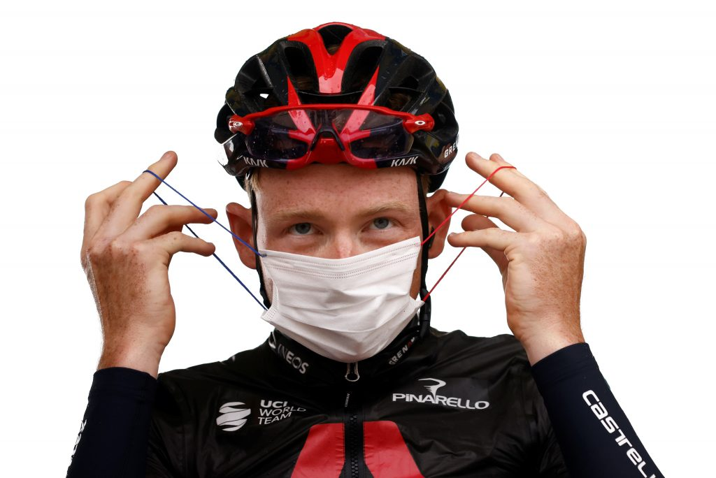 Tao Geoghegan Hart admits that the stakes were higher at the Tour de France than in other races