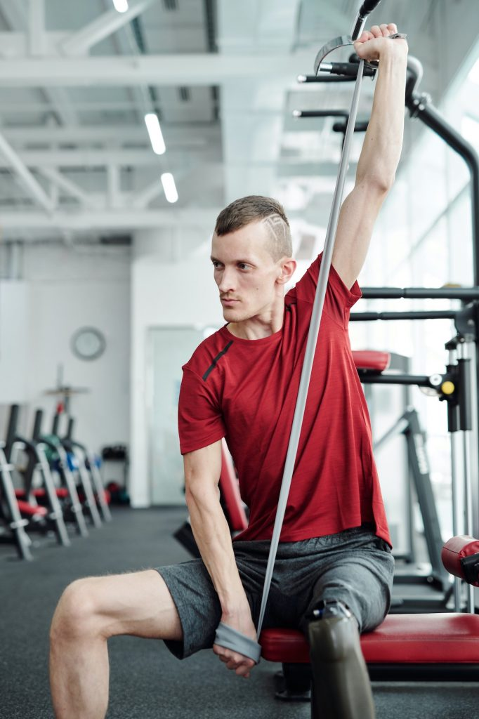 Strength training is not the only exercise that induces a specific physiological response