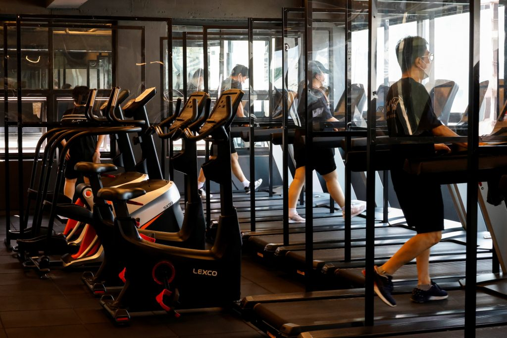 The slow workout music rule has received incredulous reactions from South Koreans