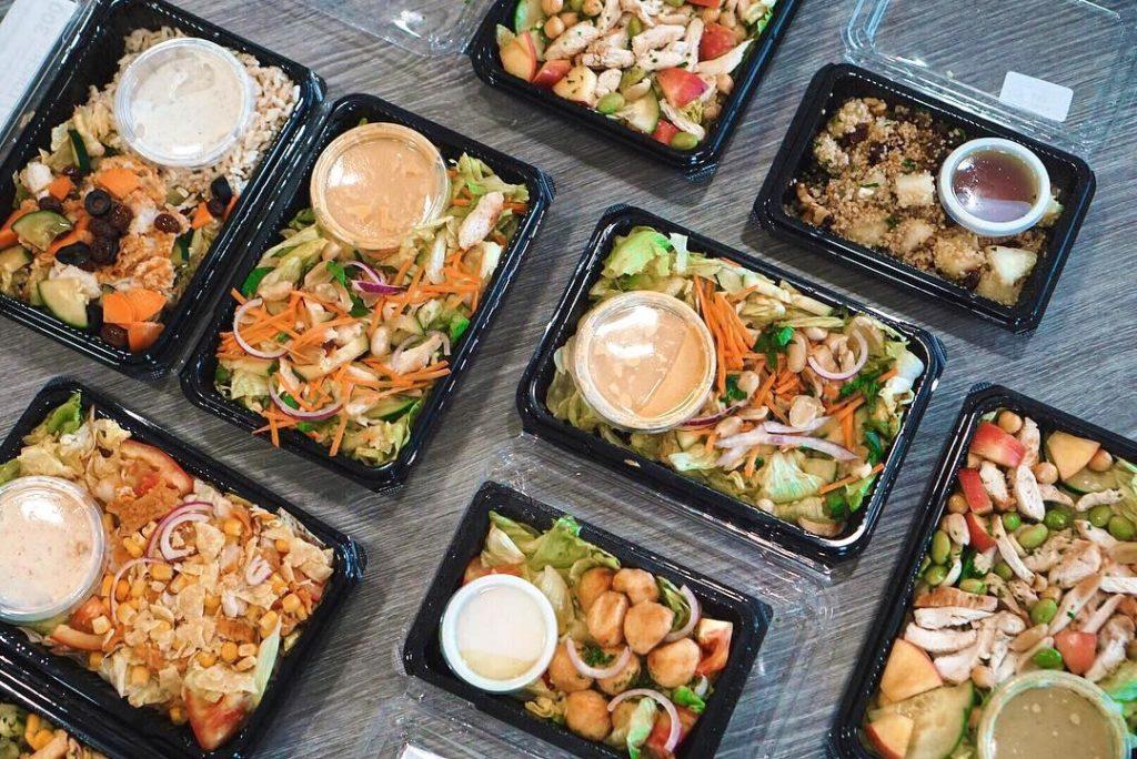 Food delivery service GG Salad focuses on salad-based meal programs