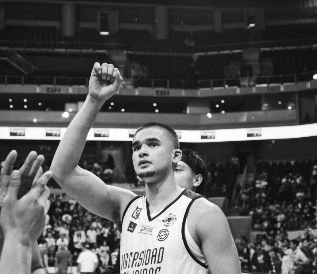 """""""I am a human being. I will stand up for what is right,"""" said Kobe Paras on Instagram"""