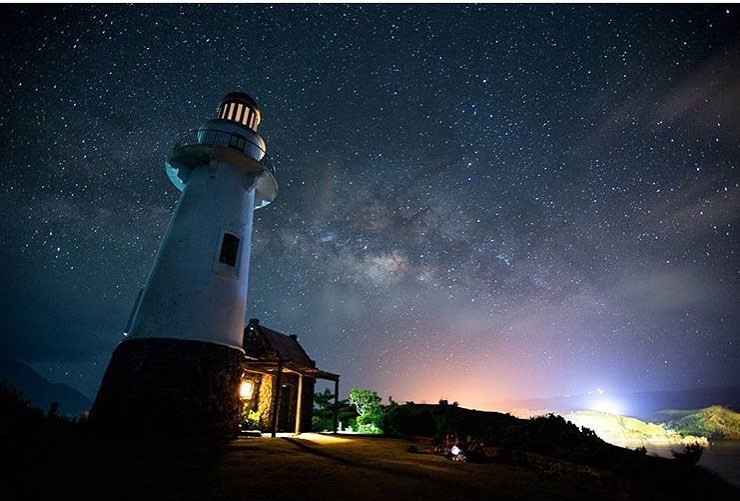 Batanes' lack of artificial lights makes stargazing especially special during summer