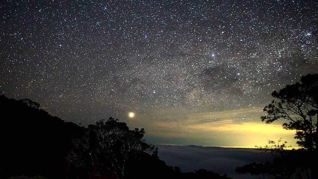 Mount Pulag doesn't just give you a challenging hiking adventure but it will also reward you with a stargazing experience unlike any other