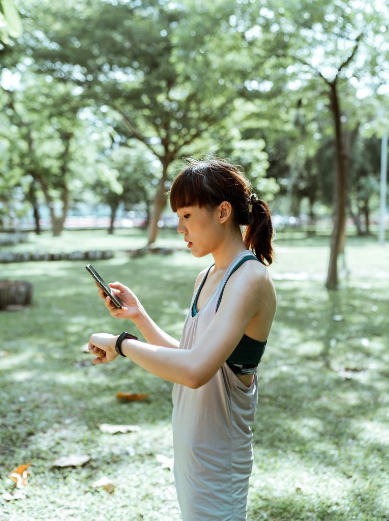 The road to self-motivation is clearer outside the digital space of fitness apps