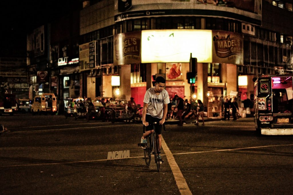 Unfortunately, cyclists are normally targeted when road altercations happen