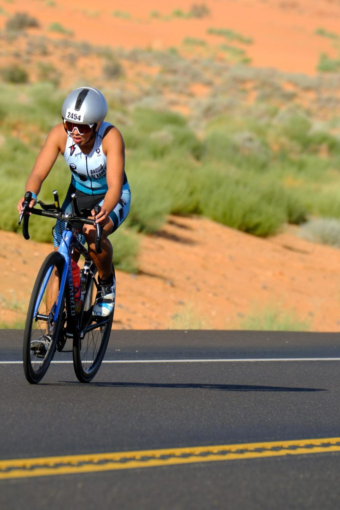 Nineteen-year-old Josh Ramos may have missed his goal at his first World Championship—well below his 4:39 finish in Lubbock—but his attitude at trusting the process will serve him well