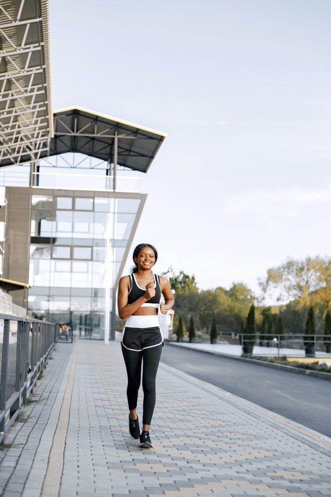 Running a negative split often works even better than an even pace