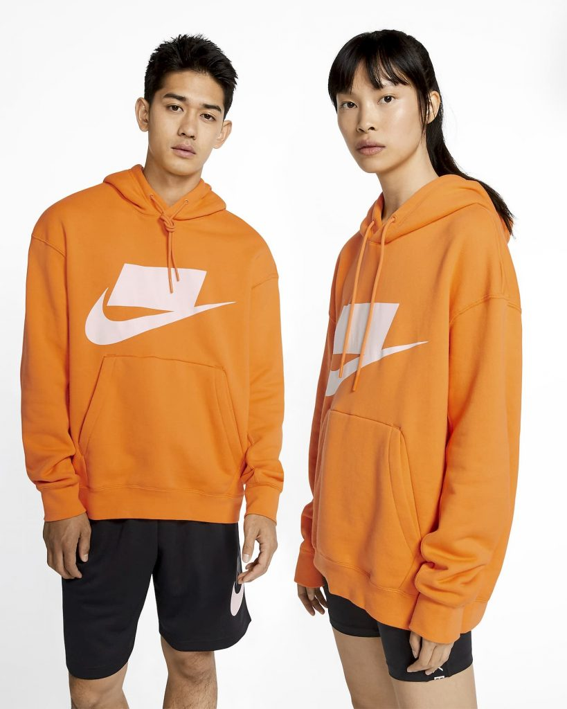 Nike Sport Pack French terry hoodie